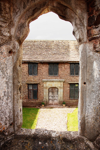 Tretower Court by Helen in Wales