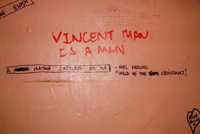 Graffiti by Noel Fielding