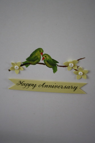 Happy Anniversary two birds