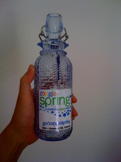 Google+ Water