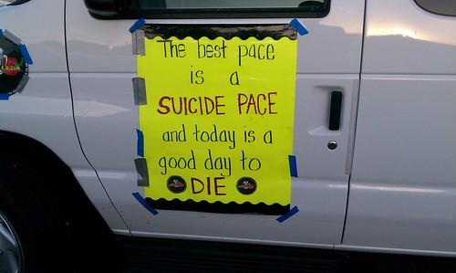 Suicide Pace
