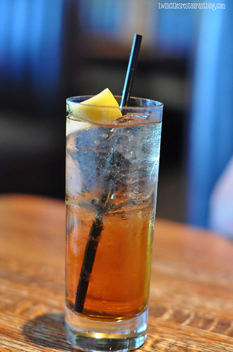 Supa-Fly Sweet Tea at Houlihan's ~ Eagan, MN