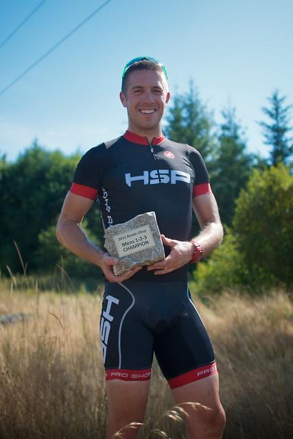 Ronde Ohop 11: Mens Pro 123 Winner, D Fleischauer