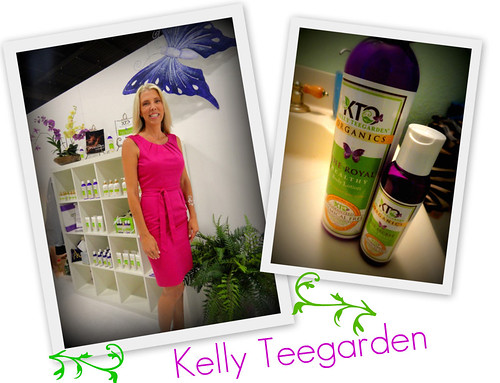 Kelly Teegarden Organics