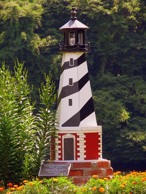 Harriman Riverfront Park Lighthouse