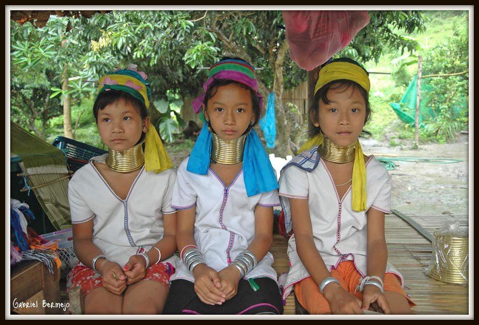 Tres princesas de cuento - Tailandia