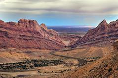 Utah Wanderings (The Shared Experience) Tags: usa utah ut desert redrock 2008 d300 lansdcape