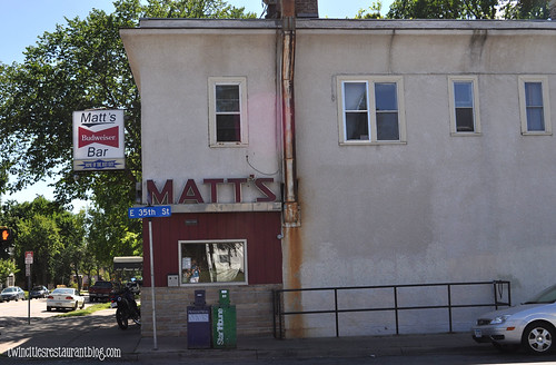Matt's Bar ~ Minneapolis, MN