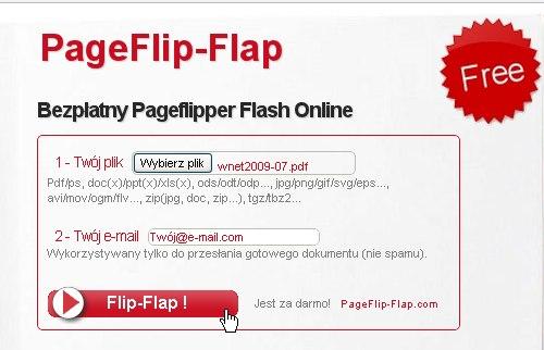 Page Flip-Flap2