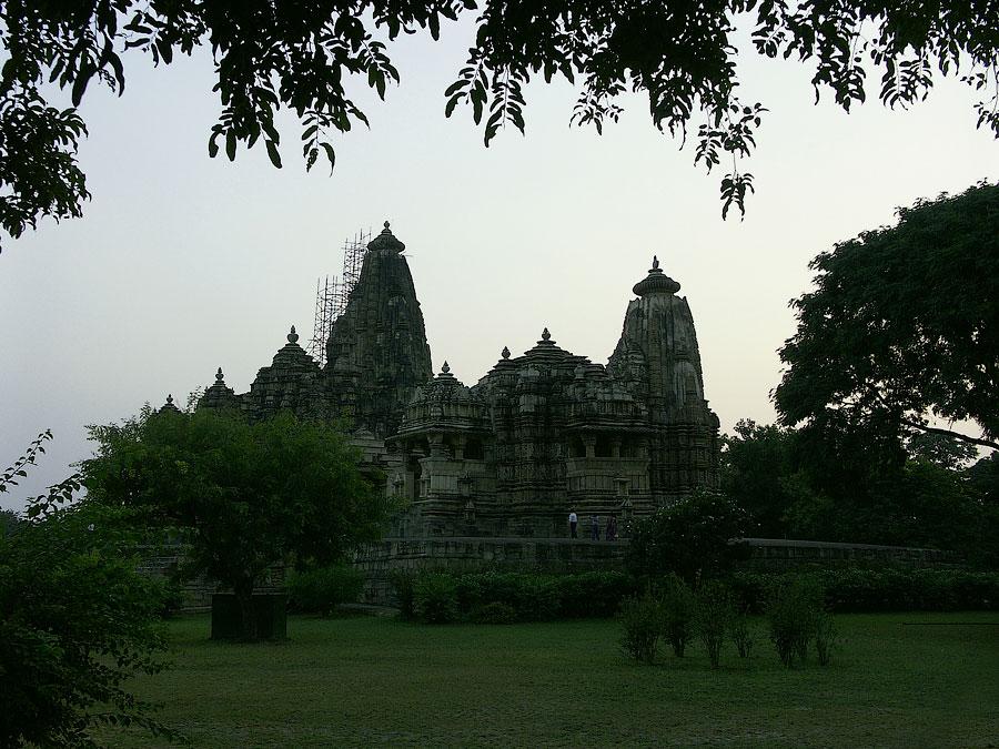 Лакшмана. Храмы Кхаджурахо