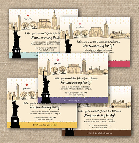 Blog_I Love New York Invitation_DIY, I Love New York Party Theme, New York Birthday Party Theme, Fun Announcement Card, Personalized Party Invitation, Birthday Invitation Designs, Fabulous Invitation Designs, DIY Party Design Invitations, Personalized Invitations, Sweet 16 Birthday Party Invitations