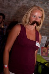 DSC_2965 (Yelp.com) Tags: ohio unitedstates cincinnati yelp mustache arnoldsbar
