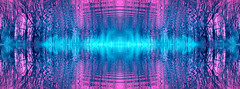 Frequency (jackcotolo) Tags: original abstract color colour water digital flow photography colorful waves creative wave kaleidoscope mirrored symmetrical colourful trippy psychedelic digitalphotography kaleiodoscopic