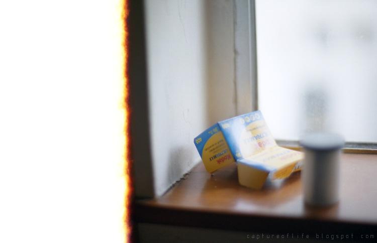 慢慢的...覺得還是Kodak底片較合口味....