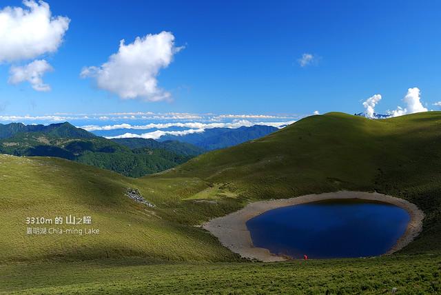 卷雲,嘉明湖s