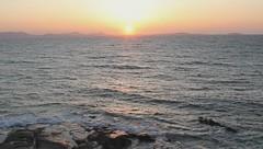 Sunset (Tilemahos Efthimiadis) Tags: sunset sea sun water island hellas greece 50views naxos ηλιοβασίλεμα ελλάδα θάλασσα νησί νάξοσ address:country=greece ήλιο osm:node=161673461