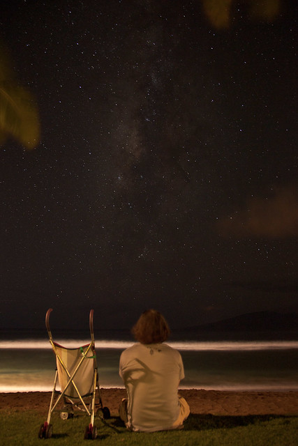 Me, My Son, and the Milky Way