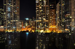 Bright Lights, Bigger City.... (Seth Oliver Photographic Art) Tags: nightphotography chicago buildings reflections iso200 illinois nikon midwest nightlights skyscrapers cityscapes nightshots theloop condos brightlightsbigcity chicagoatnight pinoy johnhancockbuilding cookcounty nightscapes urbanscapes secondcity nightscenes windycity longexposures chicagoist rivereast cityliving d90 nightexposures eastrandolph bigcities cityofchicago cityofbigshoulders ceelogreen aperturef110 autowb manualmodeexposure eastlakeshorepark setholiver1 condosforrent circularpolarizers nocturneimages 1024mmtamronuwalens cameraplacedonledgeofbuilding 25secomdexposure