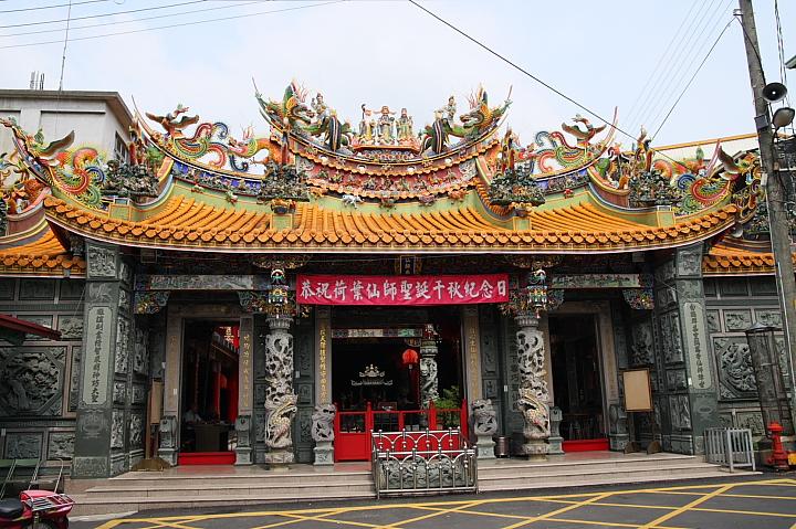 東勢巧聖仙師廟0016