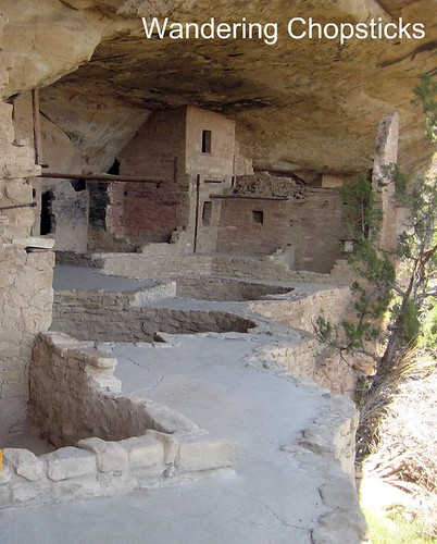 8 Balcony House - Mesa Verde National Park - Colorado 22