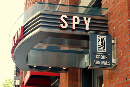 Spy Museum - Outside