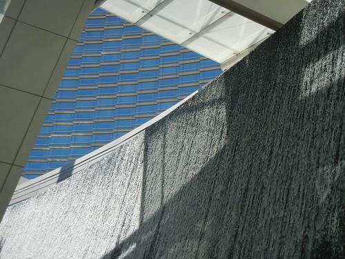 falls at Aria hotel