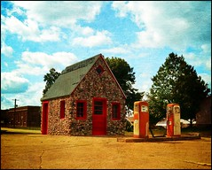 Rock Station, Correctionville, Iowa