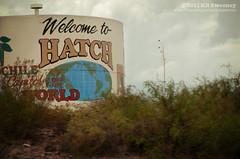Welcome to Hatch (kit) Tags: chile newmexico watertower hatch greenchile kitsweeney greenchilecapitoloftheworld