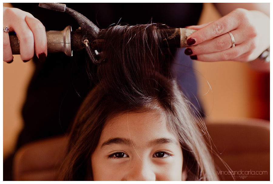 prep hair