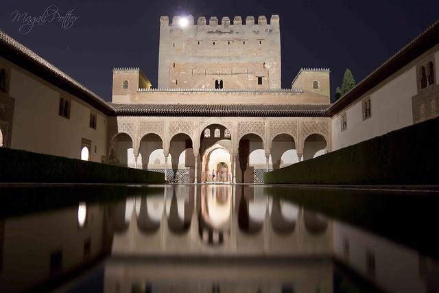 Palacios Nazaríes, la Alhambra
