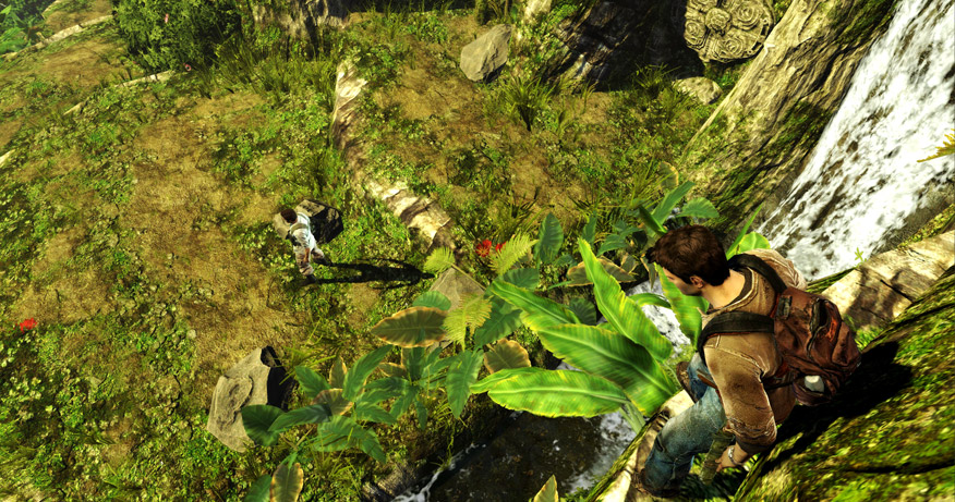 Uncharted Golden Abyss toda la informacion