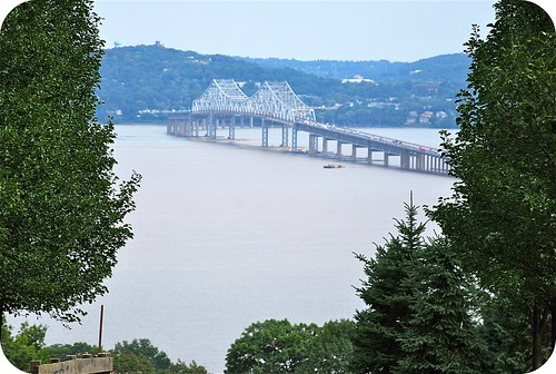 Tappanzee Bridge from Nyack