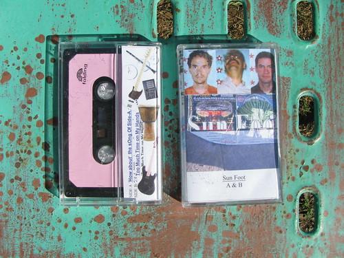 Sun Foot - A & B - Folding Cassettes