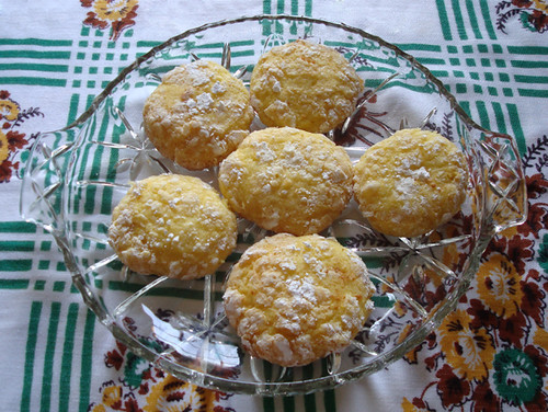 Low Fat Lemon Cookies