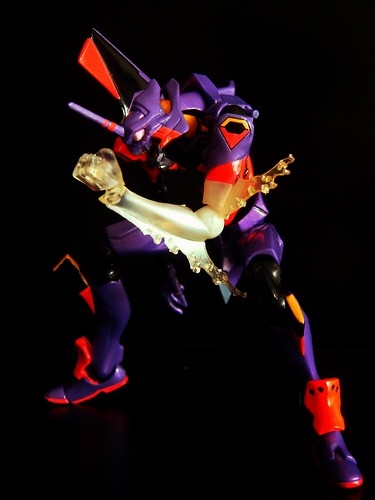 EVA-01 Awakening Ver. New Movie Edition