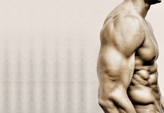 [Free Image] People, Men, Body Parts, Muscle, 201109070500