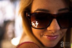 Transist Film Co. x Playground Festival (Ashton Bowles) Tags: music classic film girl sunglasses playground festival female 35mm canon wow lens prime glasses 1 model bokeh mark f14 14 co 5d mk1 35l transist ashtonbowlesphoto