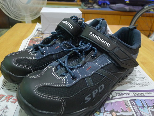 SHIMANO 登山車鞋