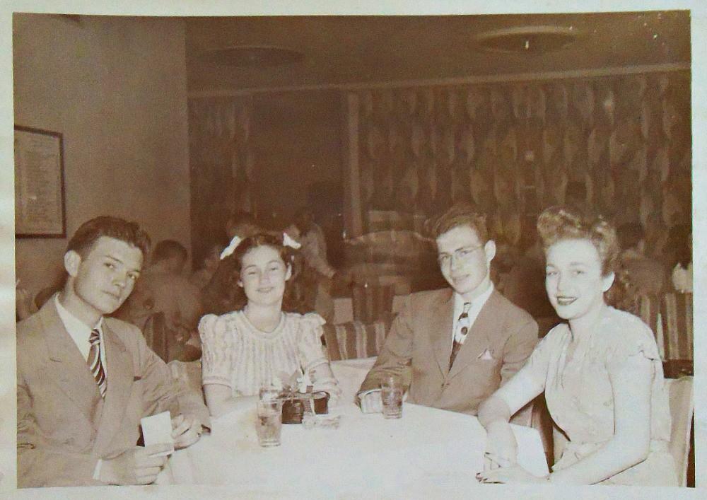 Mystery Ansley Hotel, Atlanta Photograph