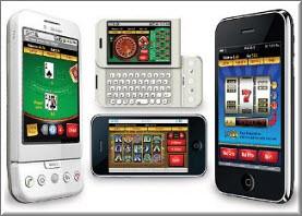 Jogos de Casino no Telemóvel