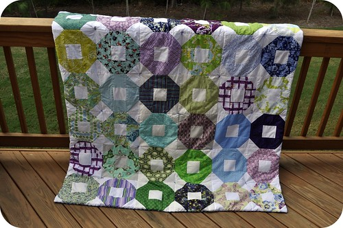 do.Good Stitches | Finished Quilt