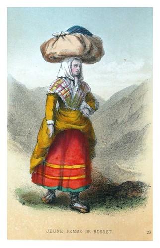 010-Joven de Bosost-Costumes pyrénéens-1860