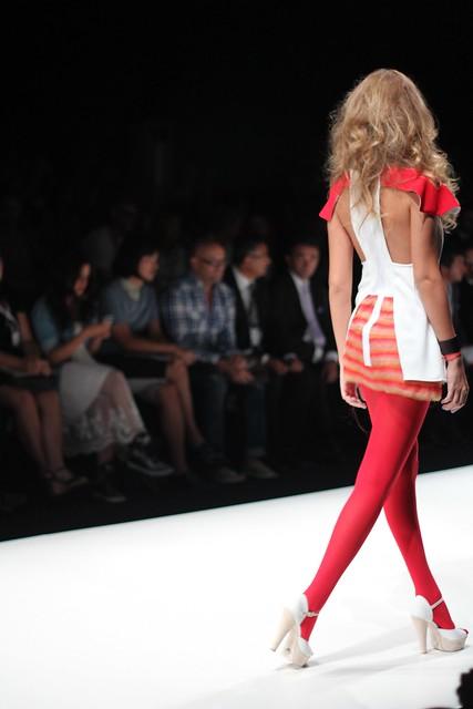 ifw, istanbul fashion week, ifw odakule, ifw ilk gün, jale hürdoğan