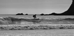 6091.2 Gettin Up B&W (eyepiphany) Tags: oregon surf surfing blackwhitephotography oregonbeaches summerlife oregonsurfing oregontourism manzanitta smuglerscove tappingthesource bestplacestosurf bestplacestosurfinoregon oregonbeachtowns manzanittaoregon