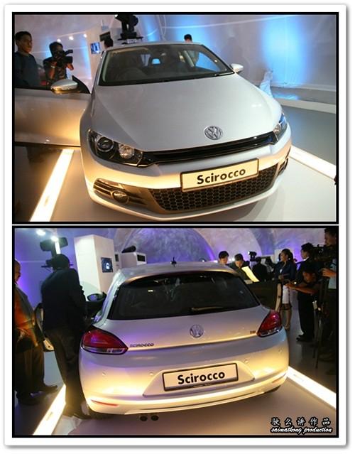 Das Auto : Volkswagen Scirocco