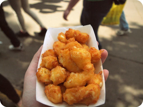 state fair 2011curds