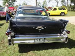 1958 Cadillac Series 62 (Crown Star Images) Tags: show county cars car minnesota gm cadillac 1958 annual mn luxury eight 3rd caddy trolls nineteen fifty 58 generalmotors kandiyohi sunburg nineteenfiftyeight