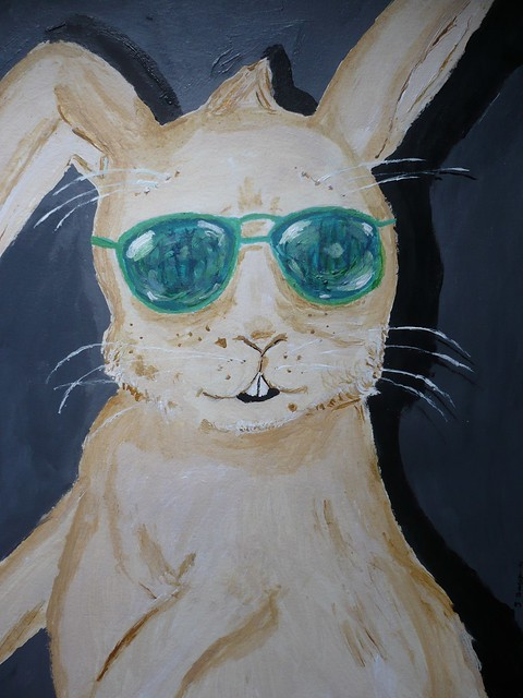 A fxxxing cool Bunny (P.B. / S.O.S)