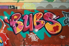 Bubs (Cheeze_) Tags: graffiti crew 905 mississauga gi tbc bubs bubz