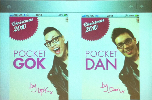 Pocket Dan - from @macdevnet's presentation at iOS Dev UK 2011